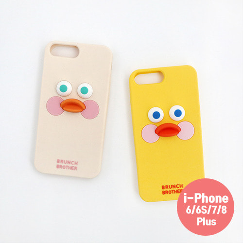 Brunch Brother 실리콘케이스 ver.2 for i-Phone 6/6S/7/8 Plus